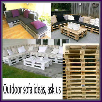 Bases for beds, sofas, coffee tables
