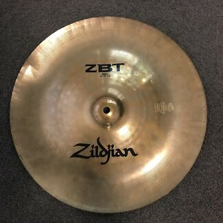 "Zildjian ZBT 16"" China - great condition - $60 (RRP$146)"