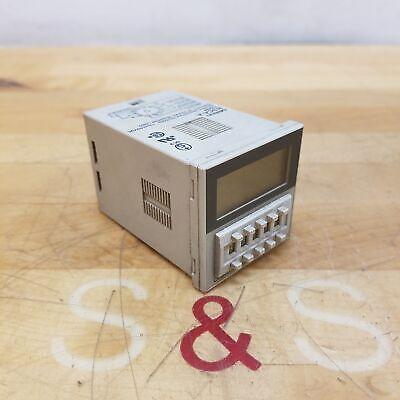 OMRON H5CN-XAN H5CNXAN DIGITAL LED TIMER 100-240VAC PLC MODULE NEW
