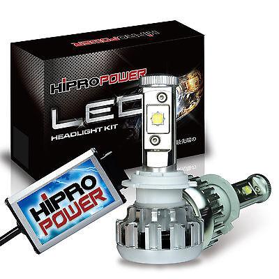 80W CREE XHP50 LED 6000K 10,000LMS H11 HEADLIGHT BULBS ACURA ILX 2013 2014 2015