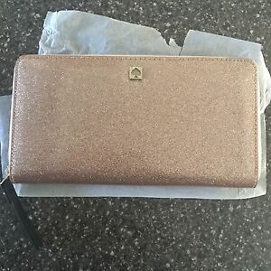 Nwt authentic KATE SPADE wallet