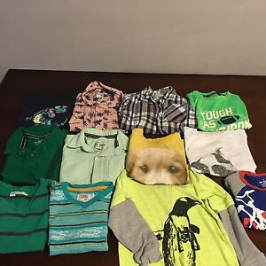 Boy's Clothes Size 4T
