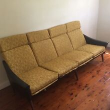 1960s 4 seater lounge seat Greenwich Lane Cove Area Preview