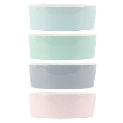 Ofen Schale ( SERVIERSCHALE Keramik Pastell Ø 20 cm / Ofenform, Auflaufform, Schale, Salat)