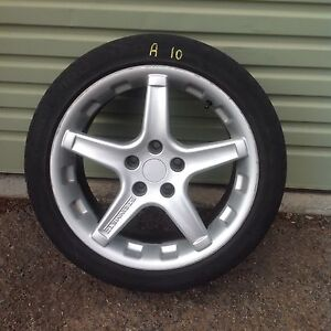A10 Holden Astra 215/45/17 rims and tyres Kelmscott Armadale Area Preview