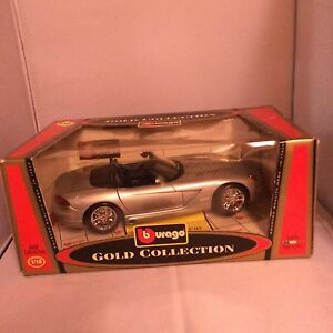 Dodge Viper SRT/10 Die Cast 1:18