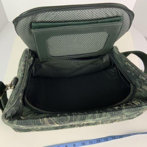 Skyway-Cosy Tote/Carry On- Black Iris Tapestry Travel Bag W/Keys - $39.99