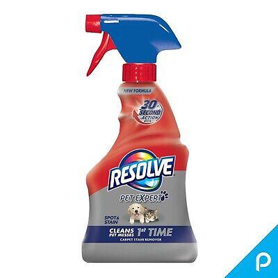 Resolve Pet Expert, Carpet Spot - Stain Remover, Odor Stop, Carpet Cleaner 16 -