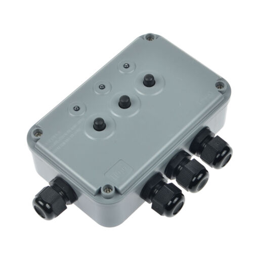 Astounding Outdoor Weatherproof Ip66 Switch Junction Box Cable Gland Joints Wiring Database Aboleterrageneticorg