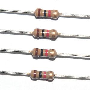 1000 Ohm Resistor Ebay