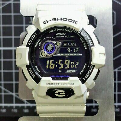 Full Set G-Shock GR-8900A-7 aka STORMTROOPER Advanced Tough Solar Big Case 2011