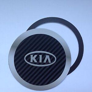 Magnetic Tax disc holder fits KIA sedona sportage ceed picanto carens sorento st