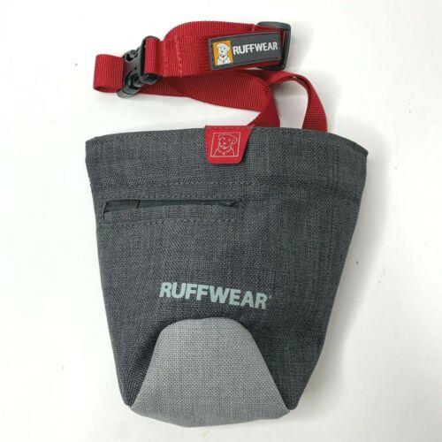 Ruffwear Gear Treat Trader Belt Tote Bag Dog Training Gray One Size