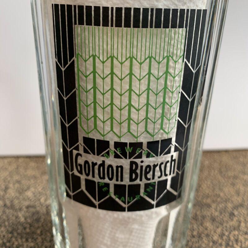 Gordon Biersch Brewery Beer Mug