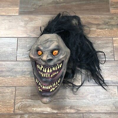 Adult Large Mario Chiodo Mask Scary Two mouth 2006    M19 - Mario Chiodo Masks