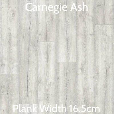 Grey Oak Wood Vinyl Flooring Grey Lino Plank Style Vinyl