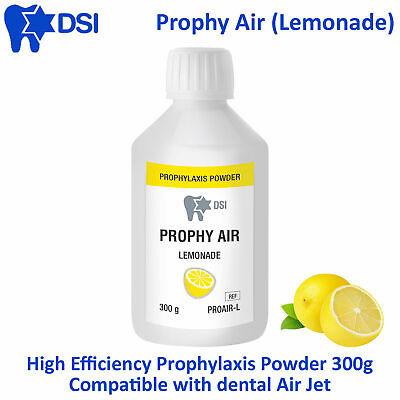 Dental Dsi Prophy Air Prophylaxis Powder Teeth Polish Stain Remove Lemonade 300g