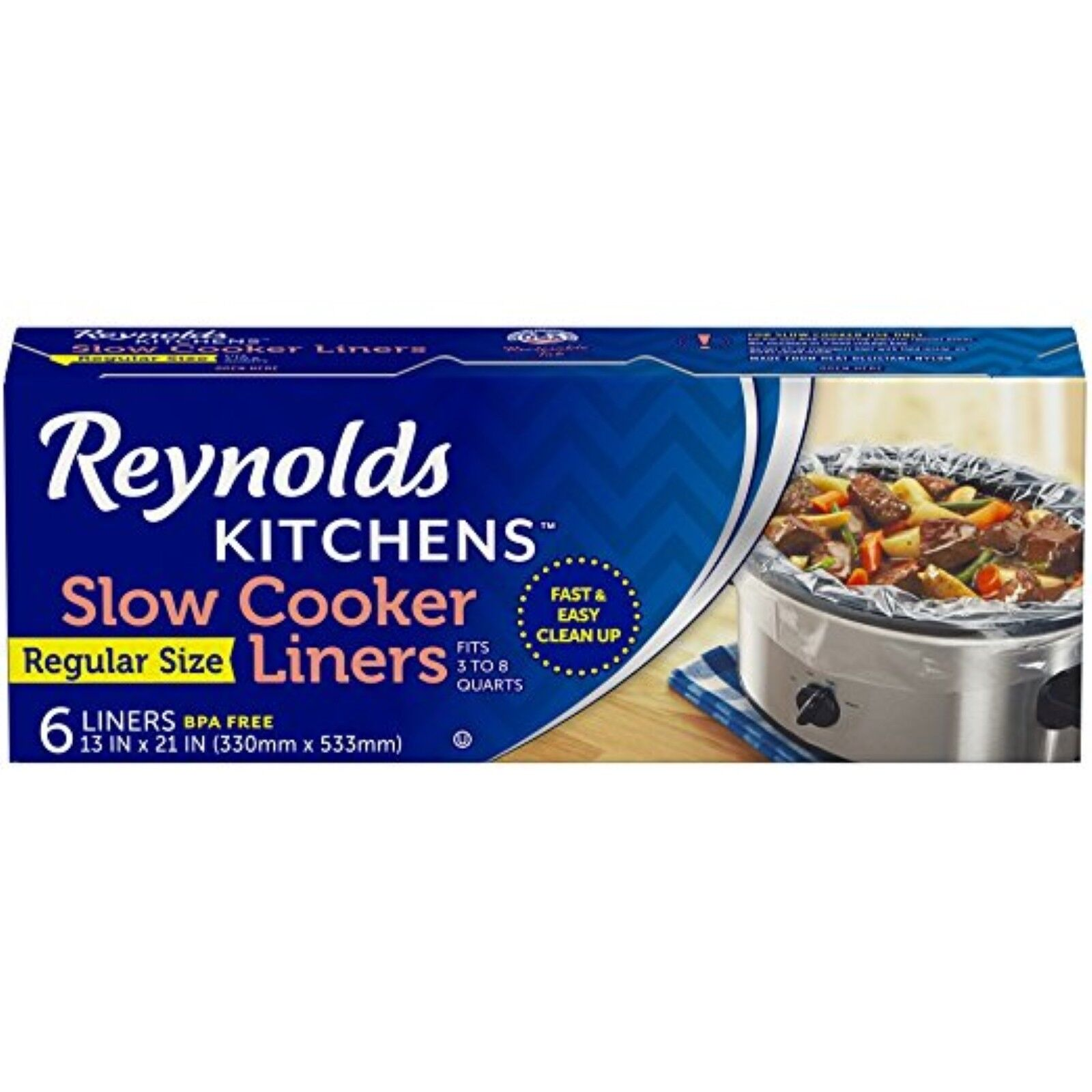 Reynolds Kitchens Slow Cooker Liners