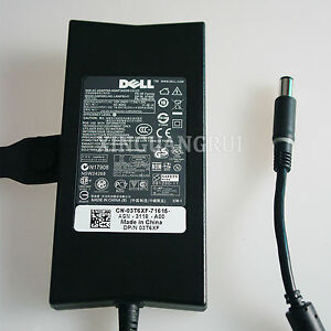 Original-Dell-Latitude-E6410-Slim-AC-power-Adapter-Charger-PA-3E-PA3E-GOOD-Cord