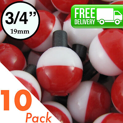 """1.5/"""" inch Fishing Bobber Floats Round Natural CORK BALL 3 to 50 Count"""