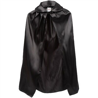 Witches For Children (Children's Deluxe Black Witches Cape Cloak For World Book Day Witch)