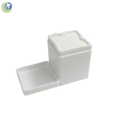 Spa Holder (Dental Medical Spa Gauze Dispenser Holder 2 x 2 White )