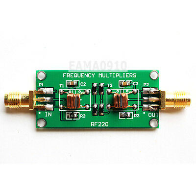 Rf Multiplier Module Frequency Multiplication 1200mhz Sma Interface