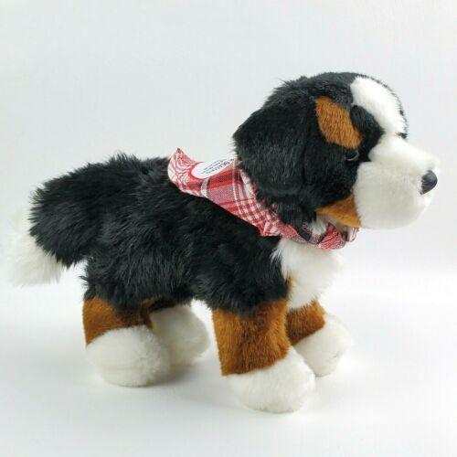 Tillie the Bernese Mountain Dog Plush Four Seasons Jackson Hole Limited Edition