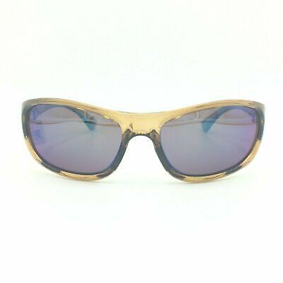 Salt Life Fiji Men's Sport Sunglasses crystal root beer- copper green- (Salt Life Sunglasses)