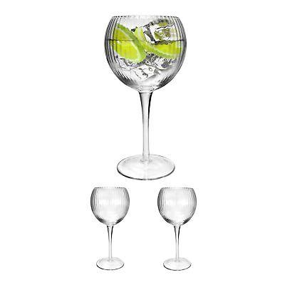 Ginsanity Set of 2 Retro Hayworth Gin / Cocktail Glass - 580ml