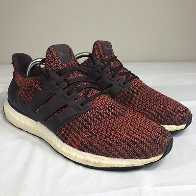 Adidas Ultra Boost Running Shoes Primeknit Trainer Athletic Men's 9.5 NMD, used for sale  Shipping to Canada