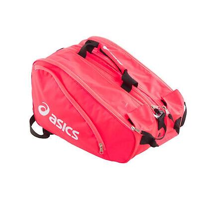 Asics Padel Bag Medium Sports Performace Carry Case Pink 125914 0688
