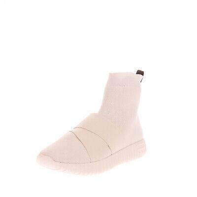 RRP €140 FESSURA Knitted Sock Like Sneakers EU44 UK9.5 US10.5 Elasticated Strap
