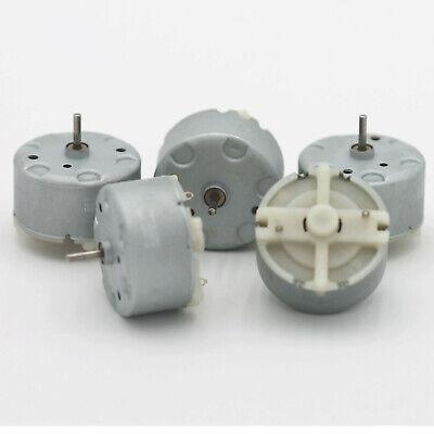 5pcs Rf-500 Electric Dc Motor 1.5 To 12v Dc - Solar Motor - Rf-500tb-12560