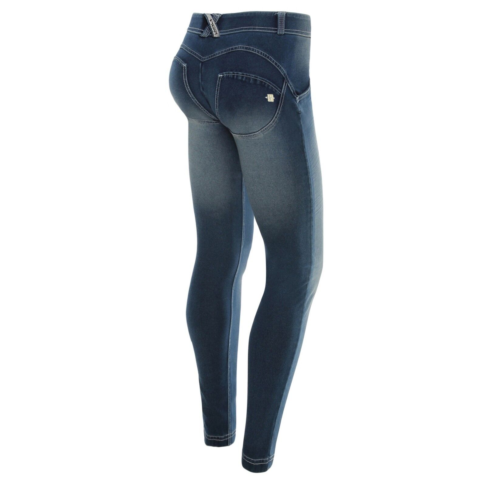 SCONTO 20% FREDDY WR.UP JEANS XS S M L XL PANTALONE LUNGO PUSH UP WRUP1RA05E