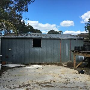Shed - Double Garage Montmorency Banyule Area Preview