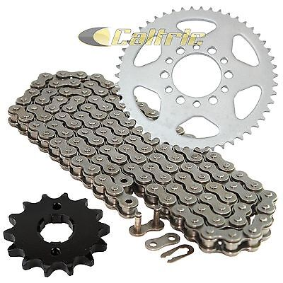 Drive Chain & Sprockets Kit for Yamaha TW200 Trailway 200 1995-2017
