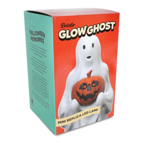 Creepy Co Beistle Glow Ghost Mini Replica LED Lamp Halloween Decoration