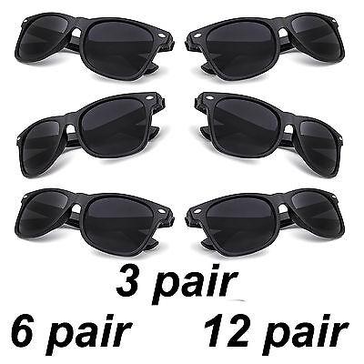 Lot Sunglasses Wholesale Dark Lens Frame Retro Vintage Vintage Style Men (Wholesale Vintage Sunglasses)