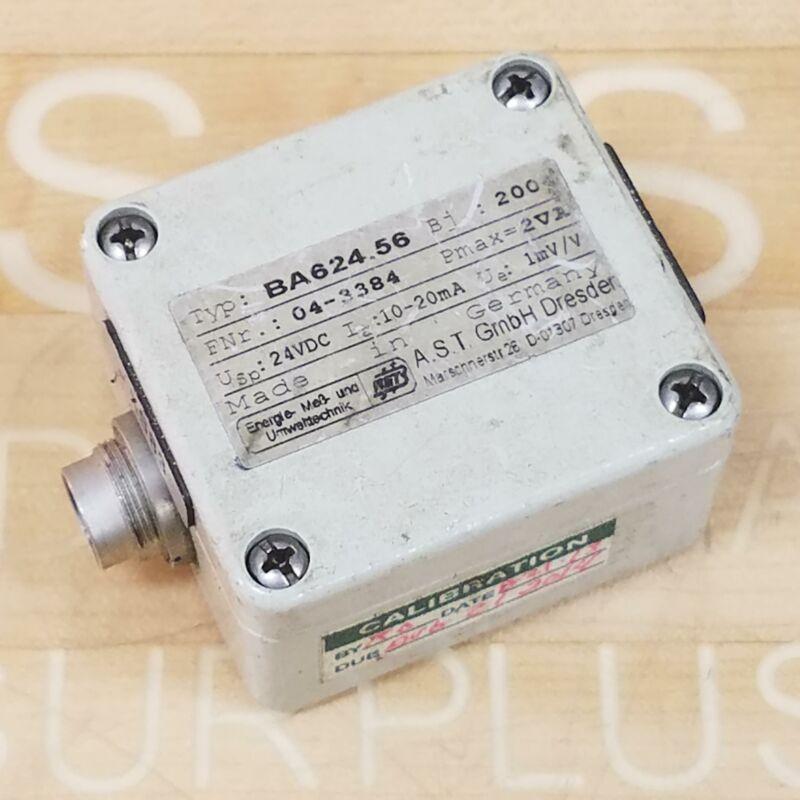 AST BA624.56, 04-3384, 24VDC, Amplifier - USED