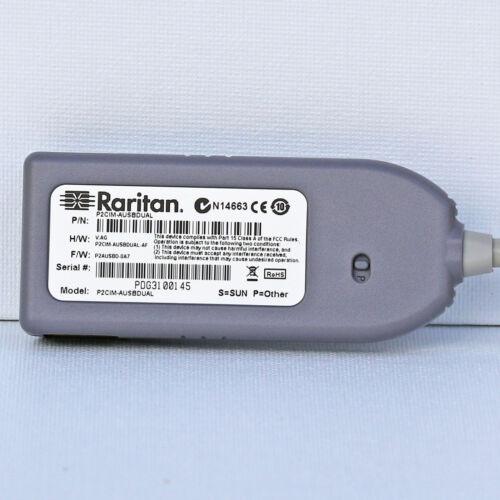 New Raritan P2CIM-AUSBDUAL Paragon CIM