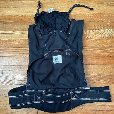 Ergo Baby Carrier Black