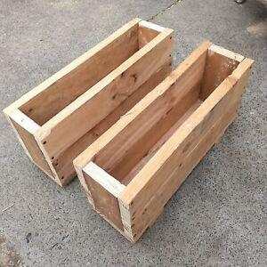 Planter boxes (Garden planter)