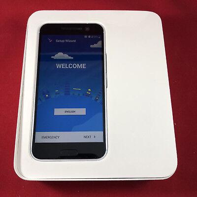 NEW HTC 10 32GB - Glacier Silver Verizon Unlocked Smartphone GSM + CDMA Black