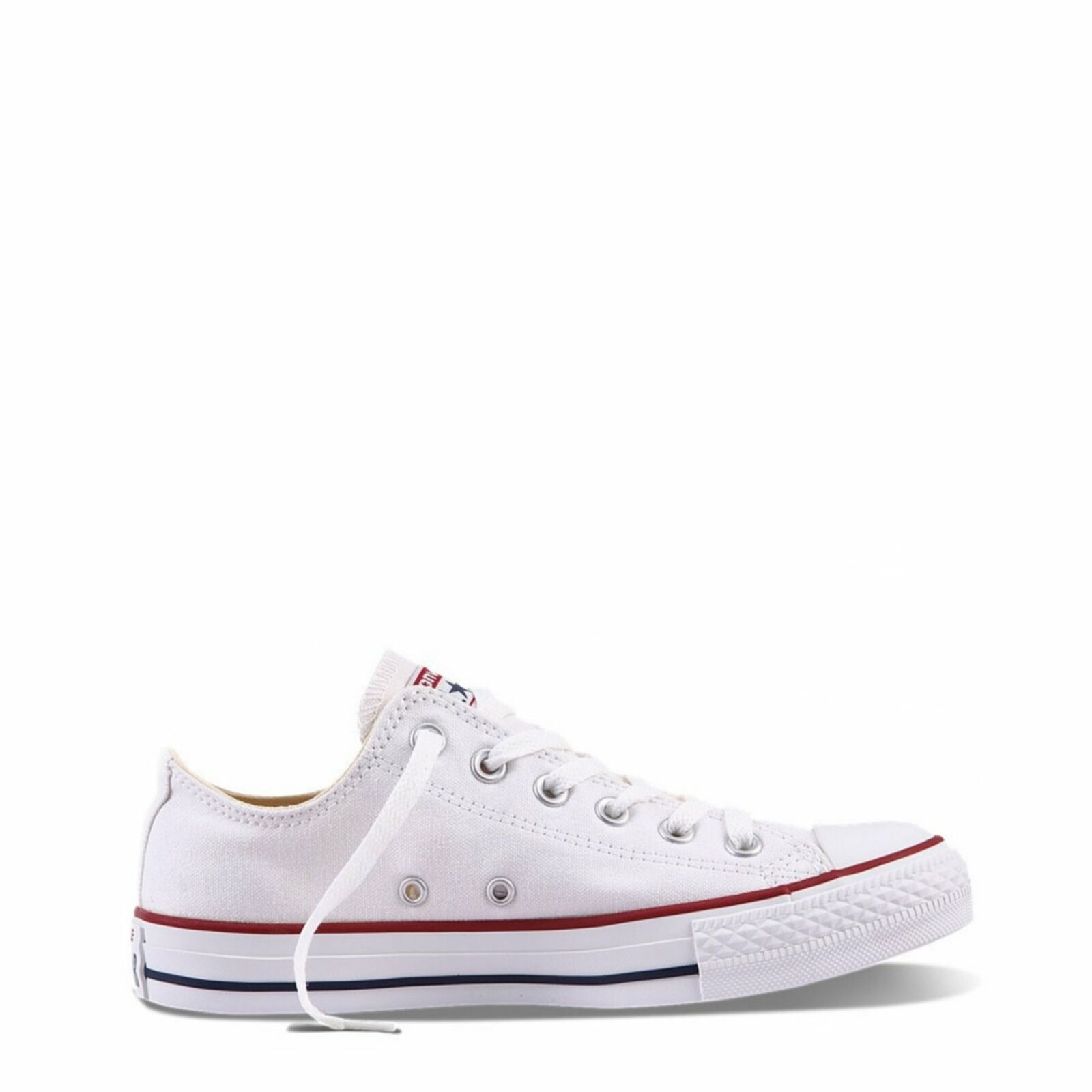 5b5f6ac7b28267 Converse Chuck Taylor All Star Lean Ox Shoes Trainers White 142270c ...