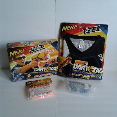 Nerf Dart Tag Sharp Shot Competition Jersey Darts Kid Sunglasses *ALL BRAND NEW*
