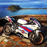 Ducati 848 Superbike Martini Racing Special Mosman Area Preview
