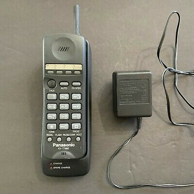 Panasonic Kx-t7880 Wireless Phone Receiver - No Main Base Or Batteries