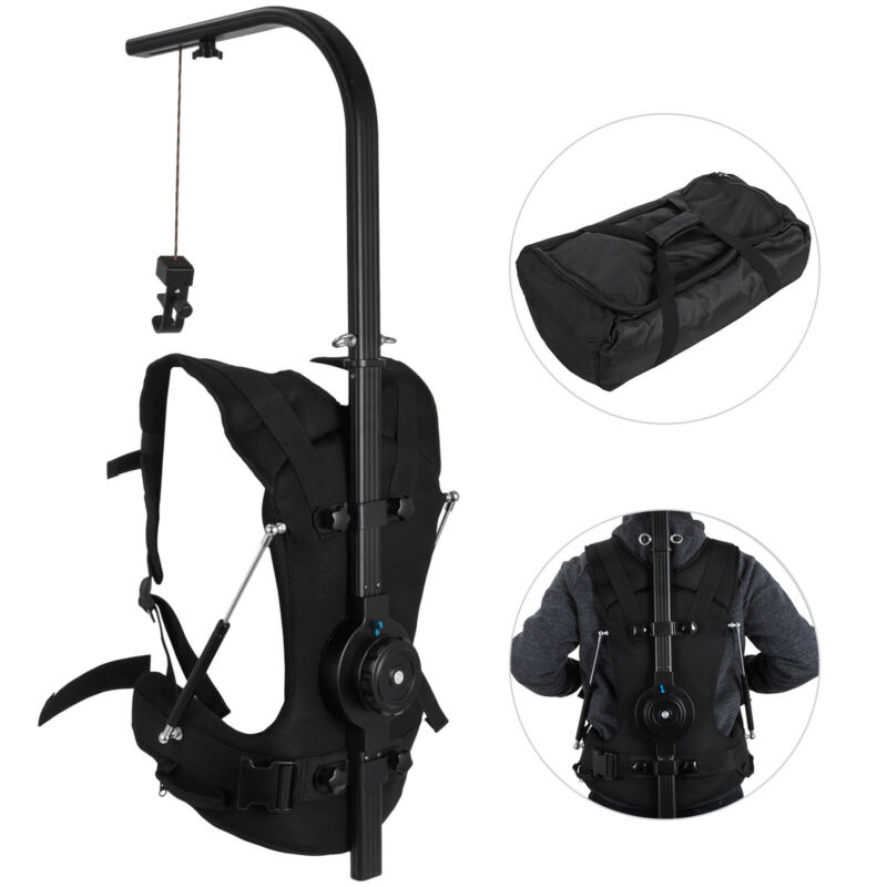 2.2-17.6LBS As EASY RIG Gimbal Vest Easy Rig for DJI Ronin 3 AXIS Gimbal Steady