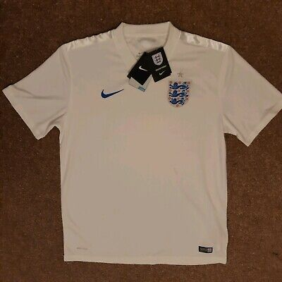 BNWT - England Football shirt - Dri-fit - Nike - Large. RRP £60.00